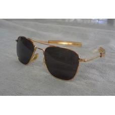 แว่นตาเสืออากาศยุค 70s  ซุปเปอร์เก่าเก็บ  ไม่เคยใช้งานมาก่อน  Original COMMAND USA 23K